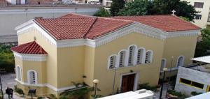 Ιερός Ναός Ευαγγελισμού της Θεοτόκου Γ.Ν. «ΕΥΑΓΓΕΛΙΣΜΟΣ»