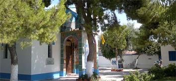 Ιερός Ναός Αγίων Αναργύρων  «ΛΟΙΜΟΔΩΝ»