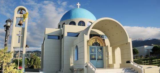 Ιερός Ναός Παναγίας Βοηθείας  Γ.Ν.Πατρών