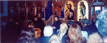 Ιερός Ναός Αγίων Αναργύρων Γ.Ν.Χαλκίδος