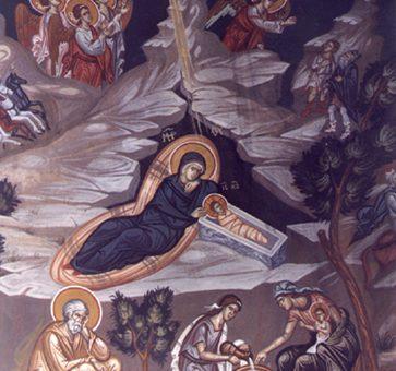 Τοιχογραφίες του Ακαθίστου