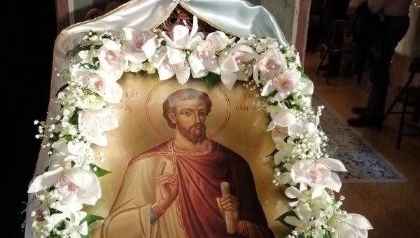 Τιμοῦμε τούς ἰατρούς καί προσευχόμεθα γι' αὐτούς